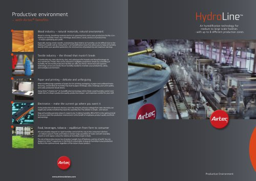 HydroLine Product Guide