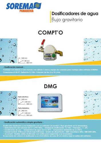 Dosificador bajo presión DM