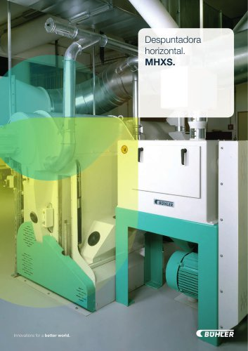 Despuntadora horizontal MHXS