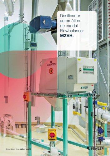 Dosificador automático de caudal Flowbalancer MZAH