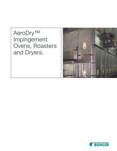 horno de impacto AeroDry
