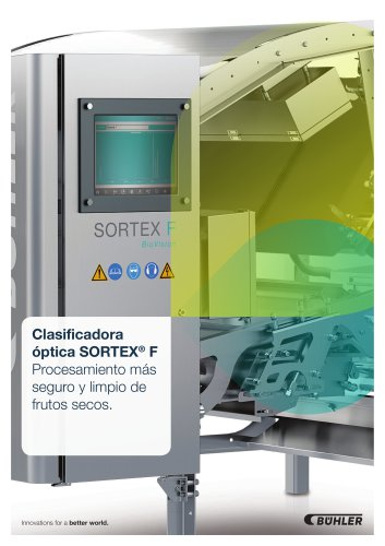 SORTEX F BioVision for para Nuez