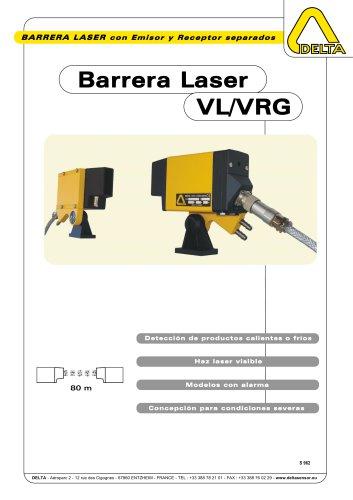 Barrera Láser VL-VRG