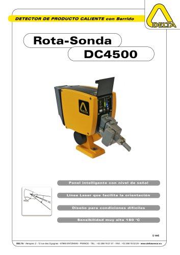 Rota-Sonde DC4500