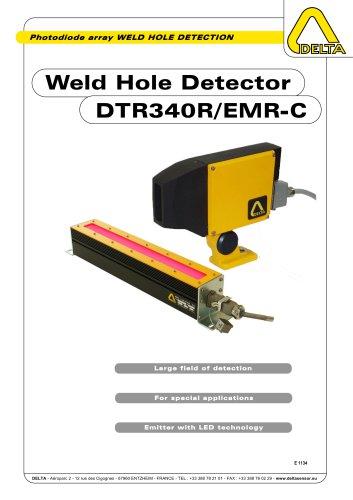 Weld Hole Detector DTR340-R/EMR-C