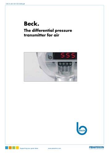 984 pressure transmitter