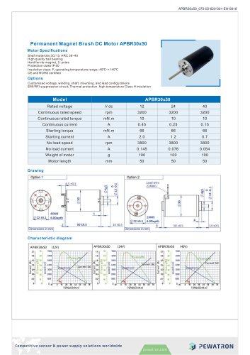 APBR 30X50 MM