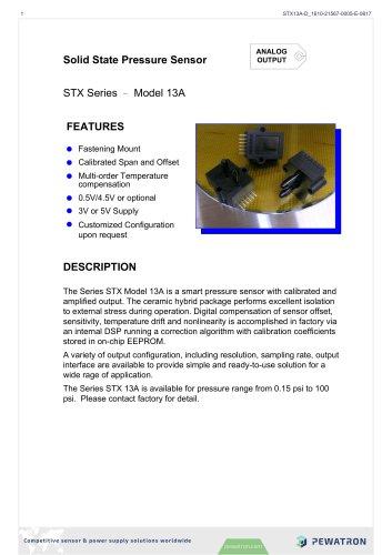 STX Series – Model 13A