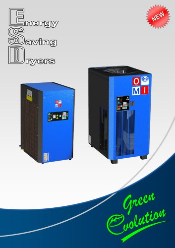 OMI Energy Saving Dryer