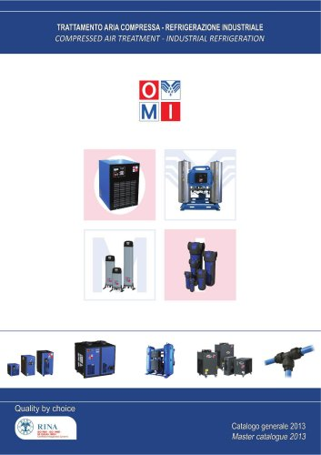 OMI General Catalogue