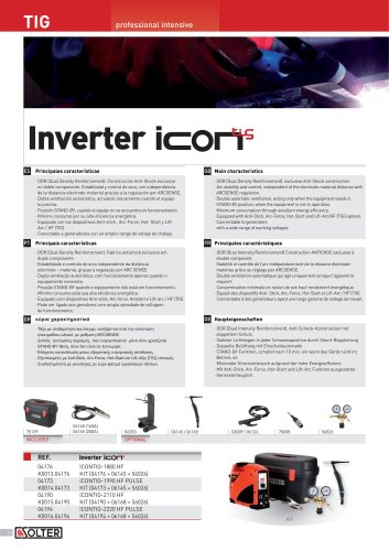 Inverter iconTIG