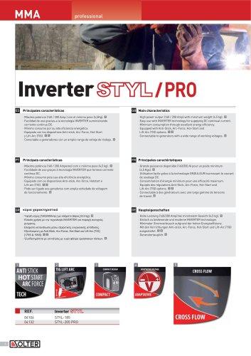 inverter styl / pro