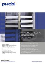 ANATOMOPATOLOGÍA, HEMATOLOGÍA Y TRASPLANTES - 1