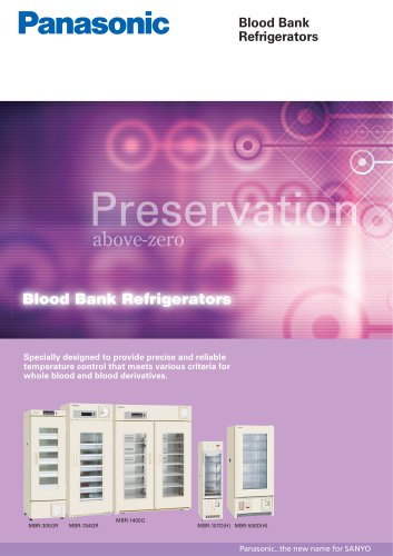 Bloodbank Refrigerators