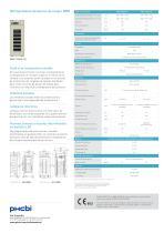 BR-305GR-PE & MBR-705GR-PE Blood Bank Refrigerator - 2