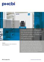 Congeladores Híbridos Refrigerados por Agua - 1