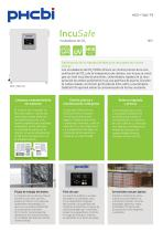 MCO-170AC-PE Incubadores de CO2 - 1