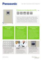 MCO-170AIC IncuSafe Estufas de incubación de CO2 - 1
