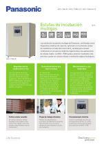 MCO-170M IncuSafe Estufas de incubación - 1