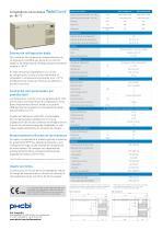 MDF-DC500/700VX-PE Congeladores horizontales de –86 °C - 2