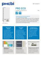 MDF-DU300H-PE Congelador vertical de –86 °C - 1