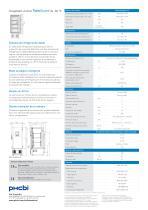 MDF-DU302VX-PE Congelador vertical de –86 °C - 2