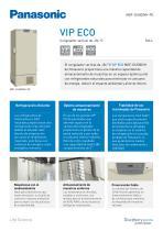 MDF-DU500VH VIP ECO Congelador vertical de –86 °C - 1