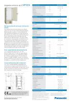MDF-DU500VH VIP ECO Congelador vertical de –86 °C - 2