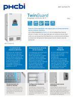 MDF-DU702VX-PE Congelador vertical de –86 °C - 1