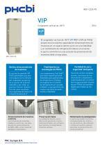 MDF-U33V-PE Congelador vertical de –86°C - 1