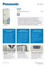 MDF-U33V VIP Congelador vertical de -86 °C - 1