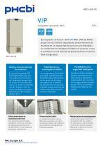 MDF-U55V-PE Congelador vertical de –86°C - 1