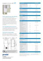 MDF-U55V-PE Congelador vertical de –86°C - 2