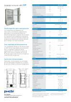 MDF-U76V-PE Congelador vertical de -85°C - 2