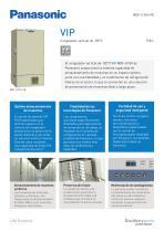 MDF-U76V VIP Congelador vertical de -85°C - 1