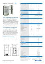 MDF-U76V VIP Congelador vertical de -85°C - 2