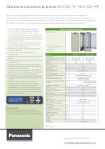 MLR-352 352H Cámaras de crecimiento de plantas - 2