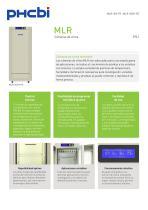 MLR-352-PE Cámara de clima - 1