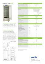 MLR-352-PE Cámara de clima - 2