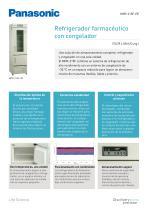 MPR-215F Refrigerador farmacéutico con congelador - 1