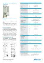 MPR-215F Refrigerador farmacéutico con congelador - 2