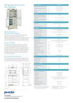MPR-414F-PE Refrigerador farmacéutico con congelador - 2