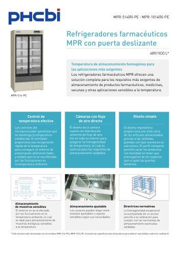 MPR-514R-PE / MPR-1014R-PE