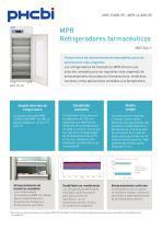 MPR Refrigeradores farmacéuticos - 1