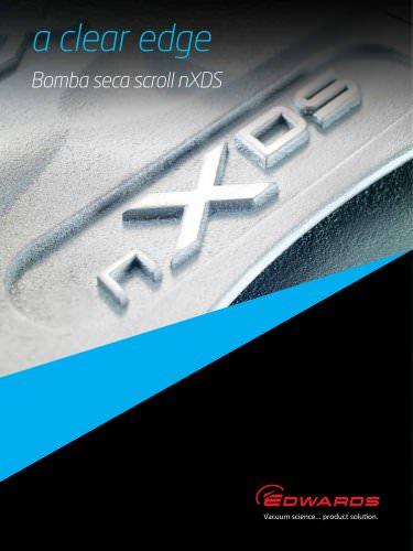 Bomba seca scroll nXDS