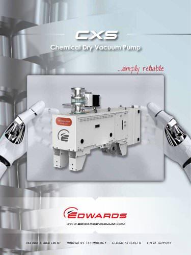 CXS Dry Pump