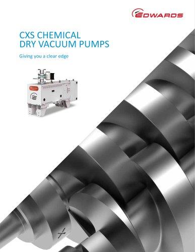 CXS Dry Pumps