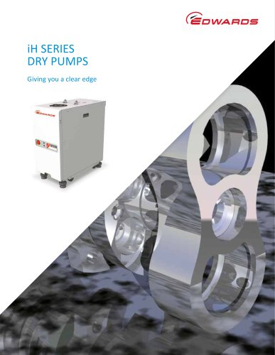 iH Dry Pumps Product