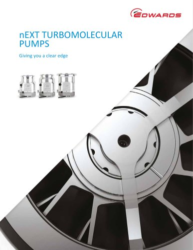 nEXT Turbo Pumps