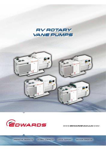 RV Rotary Vane Pumps